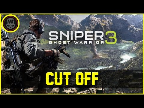 ACT 1: Mission 4 Cut Off (Sniper Ghost Warrior 3)