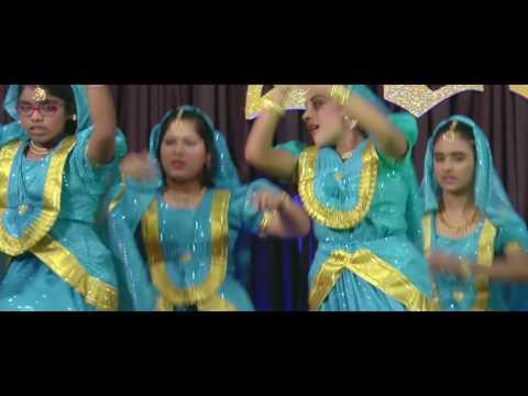 12 dance drama