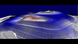 Agtek 4D - Earthwork Takeoffs and GPS Machine Control Models