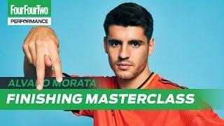Alvaro Morata | Goalscoring masterclass | Train Like a Pro