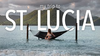 My Trip to Saint Lucia - Sandals Grande St. Lucian & Island Tours | Bella Bucchiotti