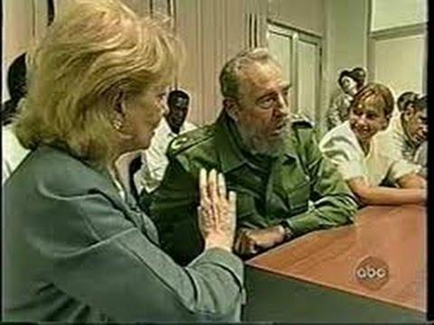 Fidel Castro Documentary - Fidel Castro interview