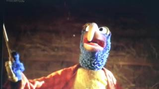 Gonzo all alone
