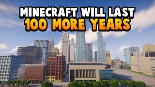 Why Minecraft Will Outlive Every Other Game
