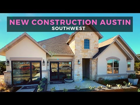 New Construction Austin | Belterra | $495K | 3000SF | 4 Bedroom | 3 Bath