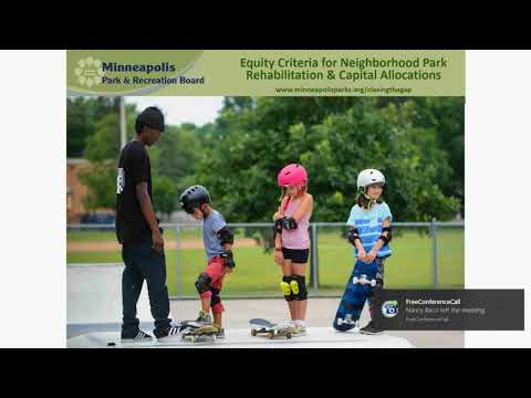 Building Equity in Parks and Recreation