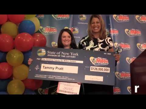 South Fallsburg woman wins $126 million Mega Millions jackpot