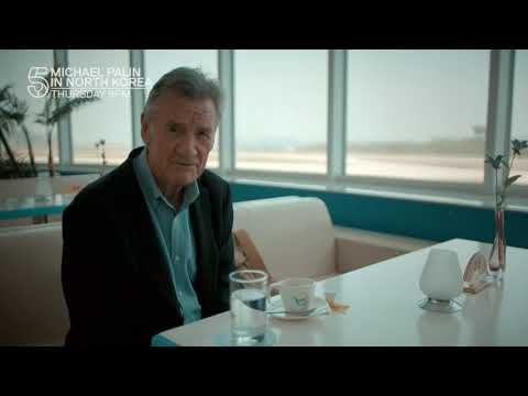 North Korea's Ghost Airport | Michael Palin in North Korea | Channel 5