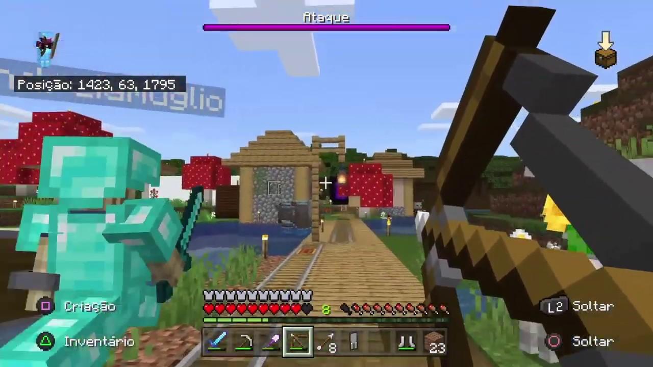 Minecraft Ei Toimi Ps4