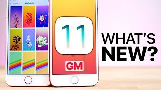 iOS 11 GM Released! New Features Review