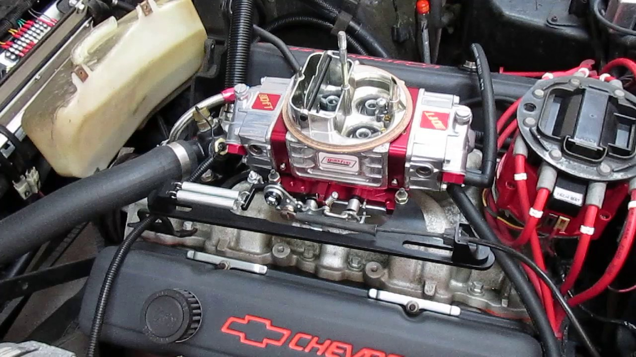 hight resolution of under hood tour 1978 corvette
