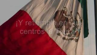 Letra del Himno Nacional Mexicano (Completa).