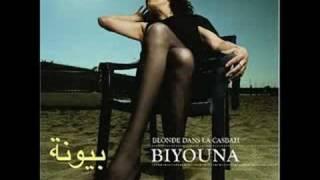 biyouna : Une blonde platine dans la casbah