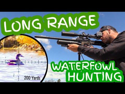 LONG RANGE WATERFOWL HUNTING I Fx Impact slugging