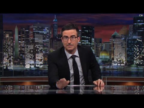Thumbnail: 5 unbelievable moments John Oliver kicked a**