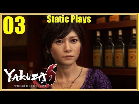 Static Plays - Yakuza 6: The Song of Life - Looking for that Baby's Daddy