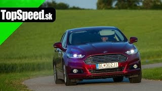 TopSpeed.sk test: Ford Mondeo Mk5 (2015)(Kompletný test: http://www.topspeed.sk/test-ford-mondeo-1-5-ecoboost-titanium-x/9757., 2016-01-05T06:51:15.000Z)