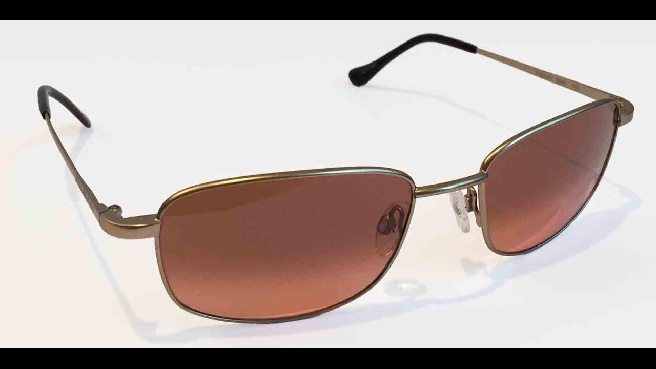 220e66f3cb49 Serengeti Palinuro 8385 Sunglasses Review - YouTube