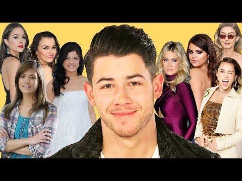 Nick Jonas' 15 Ex Girlfriends