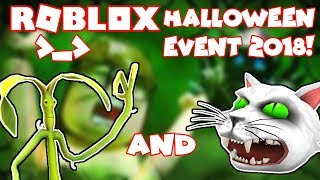 [EVENT] How to get All Of The Prizes In (Robloxian HighSchool)   Roblox Halloween 2018!!