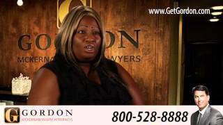 Bus Accident | Actual Client Testimonial - Evelyn Harris | Gordon McKernan