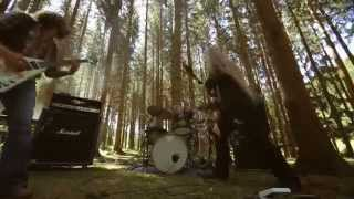 Wight - Through The Woods Into Deep Water, performed live in the forest