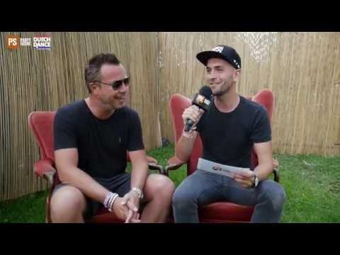 Sander van Doorn interview | Partyscene TV
