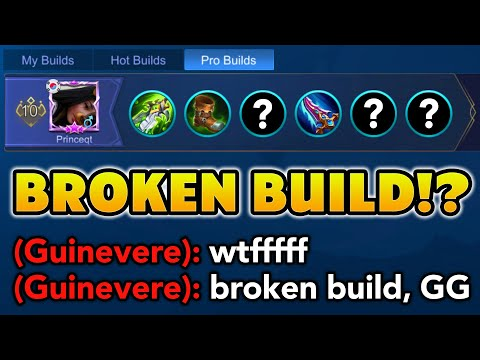 BEST BUILD FOR CHOU?? (trying pro builds) MUST WATCH