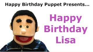 Funny Happy Birthday Lisa - Birthday Song