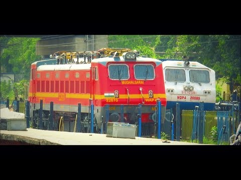 PATNA TO MUMBAI onboard 82355 Suvidha Express - Part 1