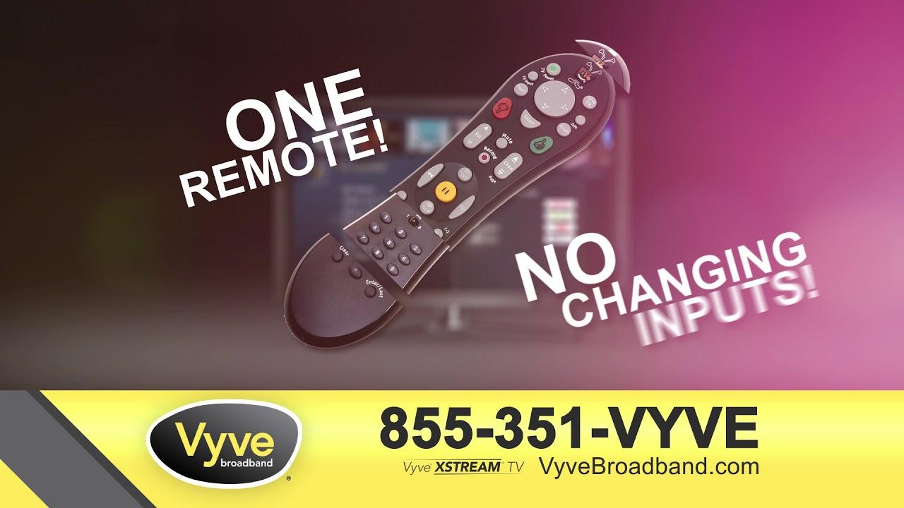 Meet Vyve® XSTREAM™ TV