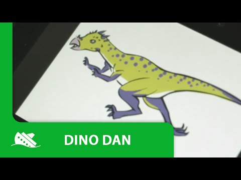 Dino Dan Dracorex Promo