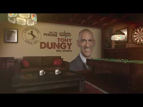 Tony Dungy Talks Patriots-Chiefs, Jags, Le'Veon And More W/Dan Patrick | Full Interview | 10/15/18