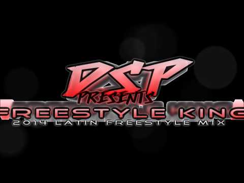 FREESTYLE KING -FULL MIX  : DEEJAY SKEEM (2O17 NEW LATIN FREESTYLE MIX)