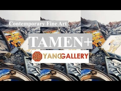 YANG Gallery | Contemporary Fine Art Collection - Tamen+