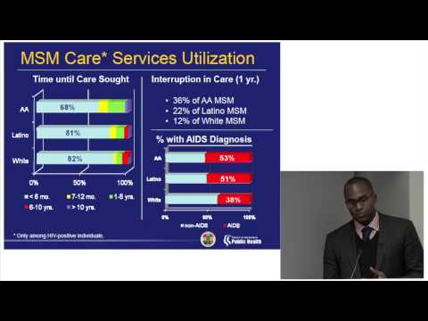 The Fenway Institute - Antiretrovirals and HIV Prevention Conference (Greg Millet)