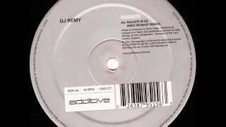 DJ Remy - Radiate (Mike Monday Remix)