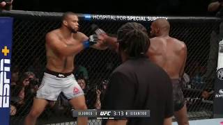Хайлайты турнира UFC 239