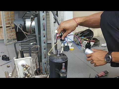 Perbaiki Kompresor Ac Macet