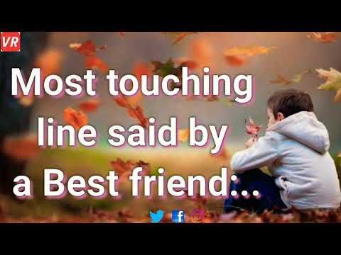 WhatsApp Status Video Heart Touching Emotional Friendship Video Good Friends Status Videos