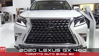 2020 Lexus GX 460 - Exterior And Interior - Toronto Auto Show 2020