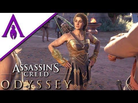 Assassin's Creed Odyssey #170 - Harte Lektionen - Let's Play Deutsch thumbnail