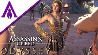 Assassin's Creed Odyssey #170 - Harte Lektionen - Let's Play Deutsch