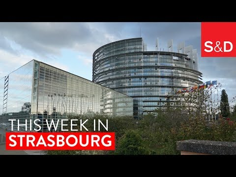 This Week in Strasbourg: Jerusalem, Panama Papers, Schengen, Brexit, and more...