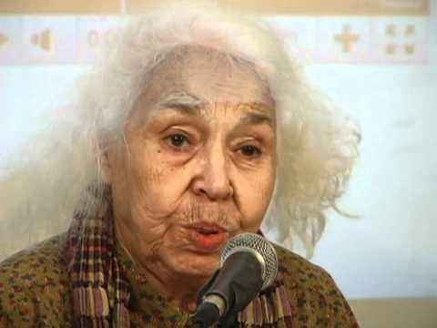 Nawal el Saadawi @ Brecht Forum 3:11:11 YouTube sharing