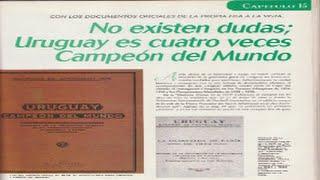 uruguay es 4 veces campeón mundial