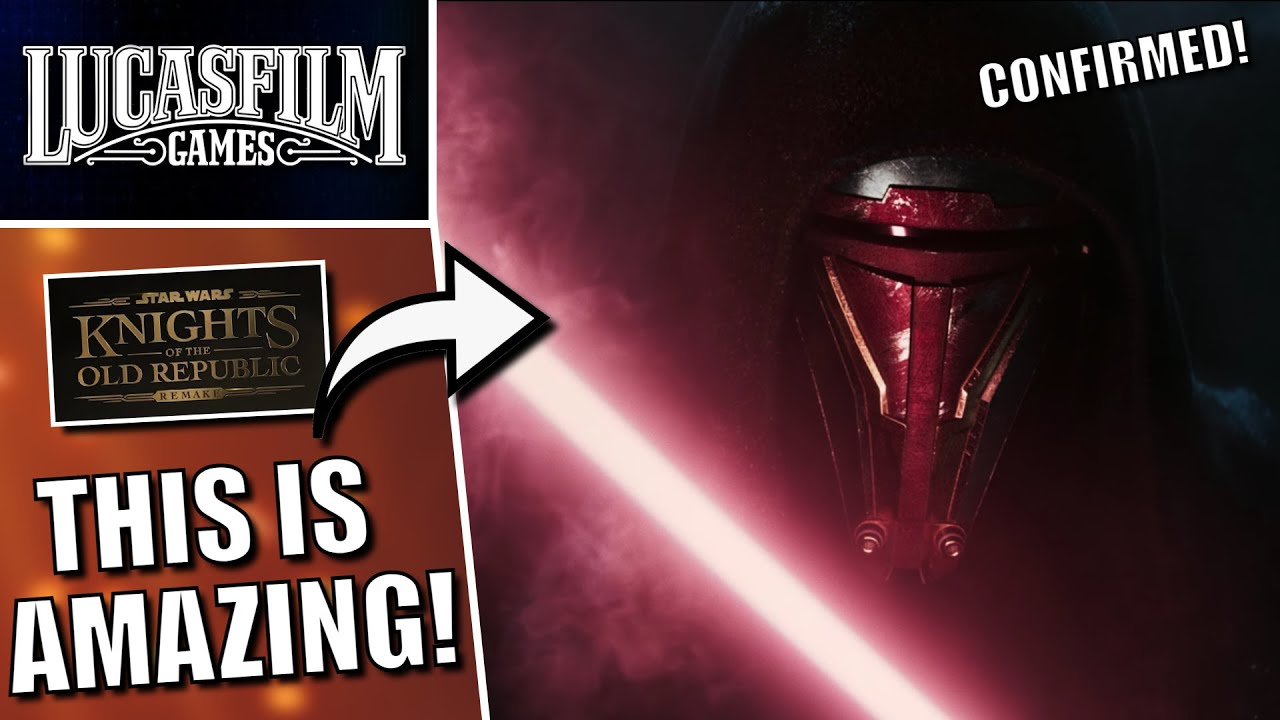 Star Wars Games just got some AMAZING News! - This is just the beginning!