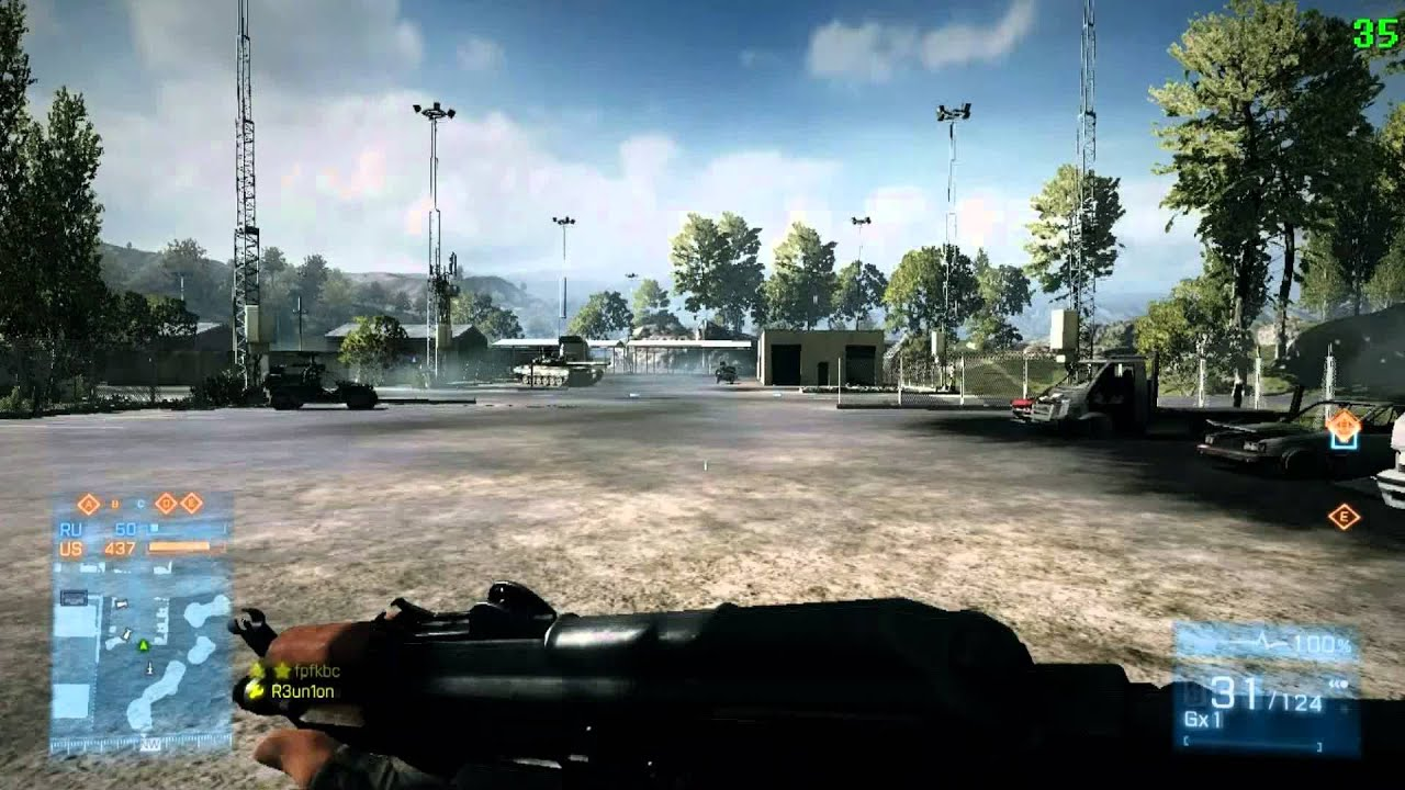 battlefield 3 multiplayer on intel hd graphics 4600 test youtube. Black Bedroom Furniture Sets. Home Design Ideas