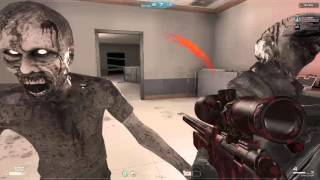 S.K.I.L.L. - SPECIAL FORCE 2 Zombie Gameplay Win
