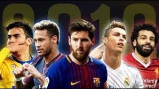 Gambar cover Top 10 Attackers in Football 2018
